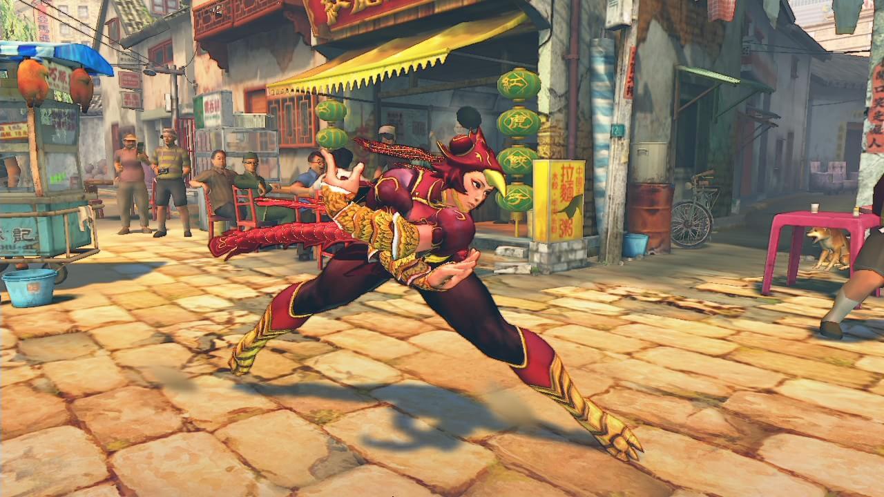 Animal: veja as novas roupas de Ultra Street Fighter IV [imagens]