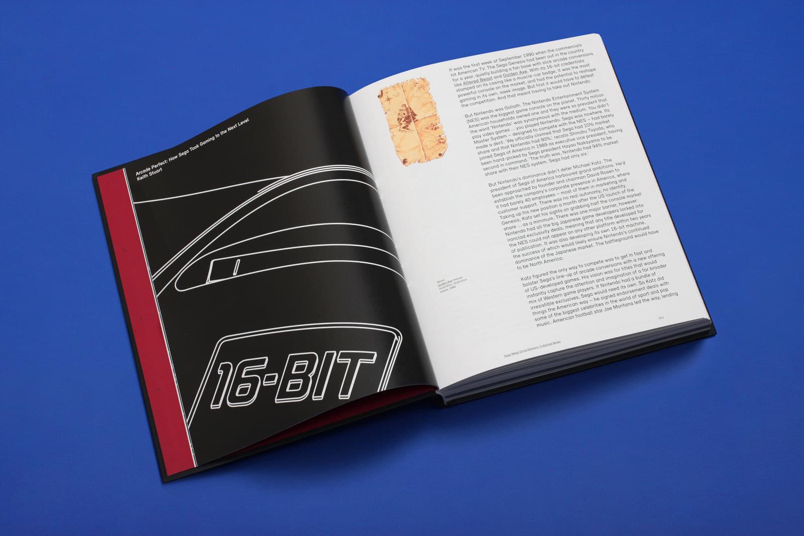 Livro histórico do Sega Mega Drive é um prato cheio para fãs nostálgicos