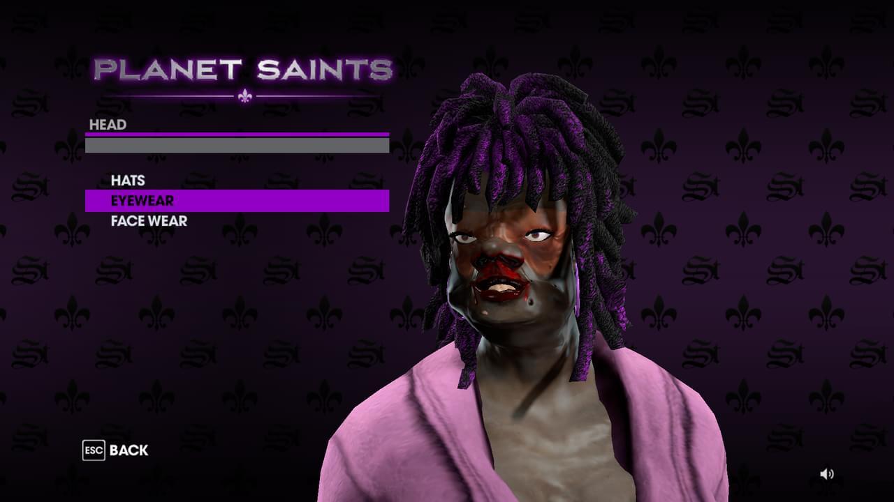 Saints Row Anime Character Creation : Os personagens mais zoados e bizarros já criados dentro de