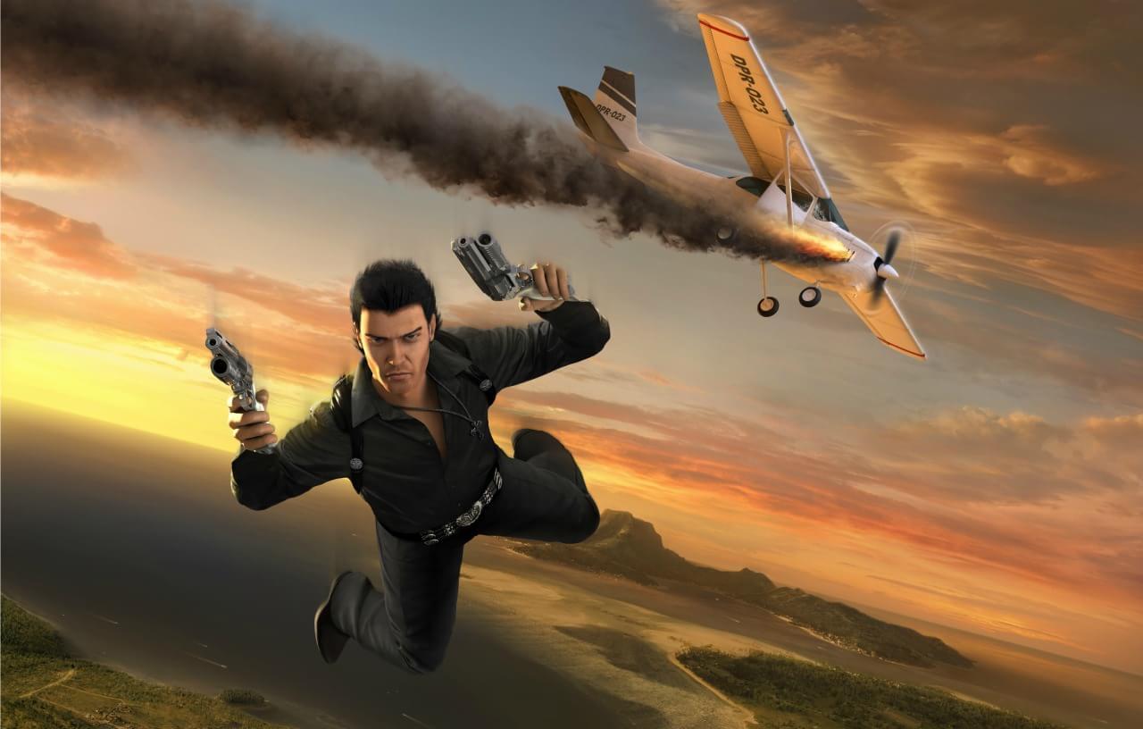 Mais detalhes de Just Cause 3 e a evolução de Rico no mundo aberto da série