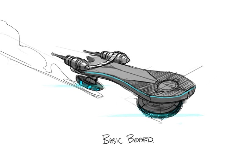 McFly: Wii Fit Balance Board vira skate voador em demo de realidade virtual