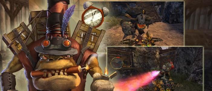 Oddworld: Stranger's Wrath já pode ser baixado por sistemas iOS