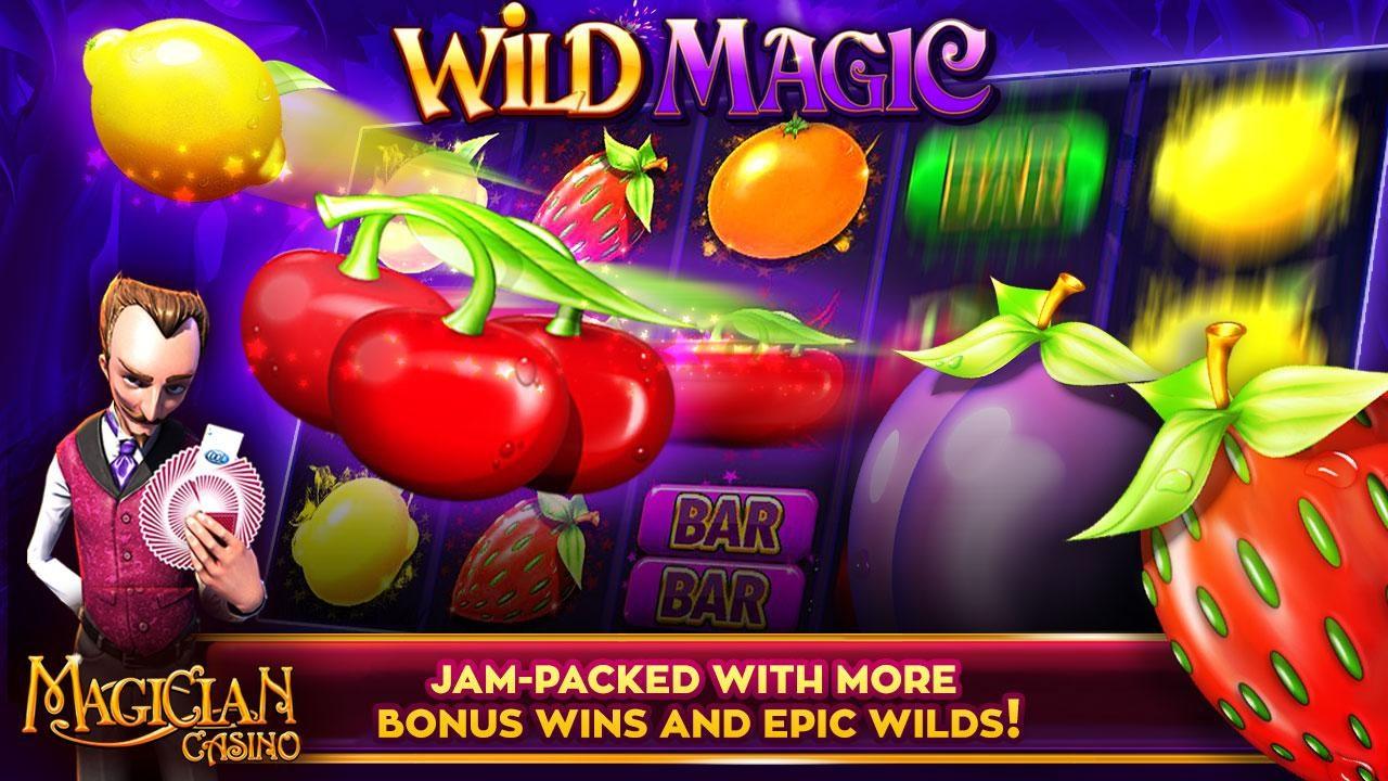 Magician Casino™ Play Free Slots - Imagem 1 do software