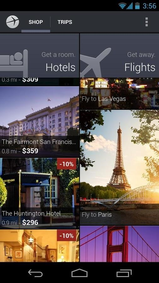 Expedia Hotels & Flights - Imagem 1 do software