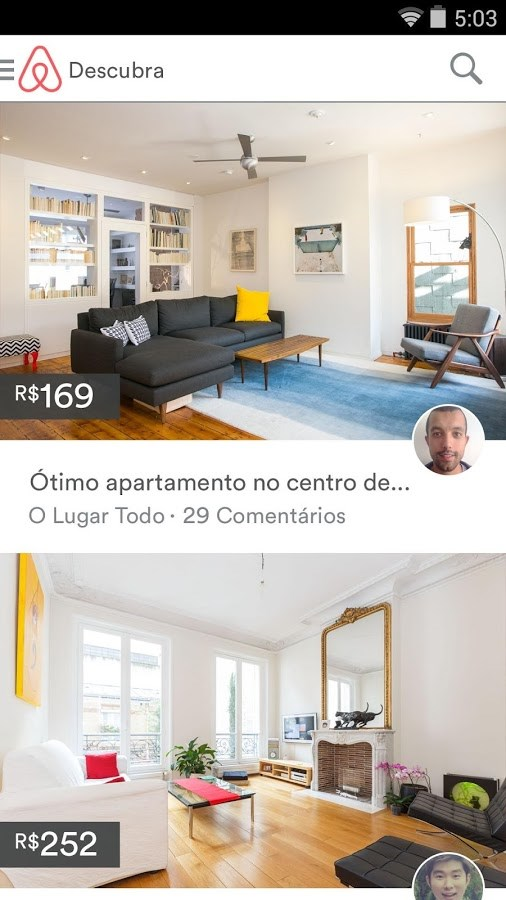 Airbnb - Imagem 1 do software