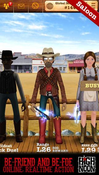 High Noon 2 - Multiplayer FPS - Imagem 2 do software