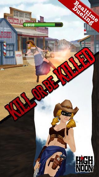 High Noon 2 - Multiplayer FPS - Imagem 1 do software
