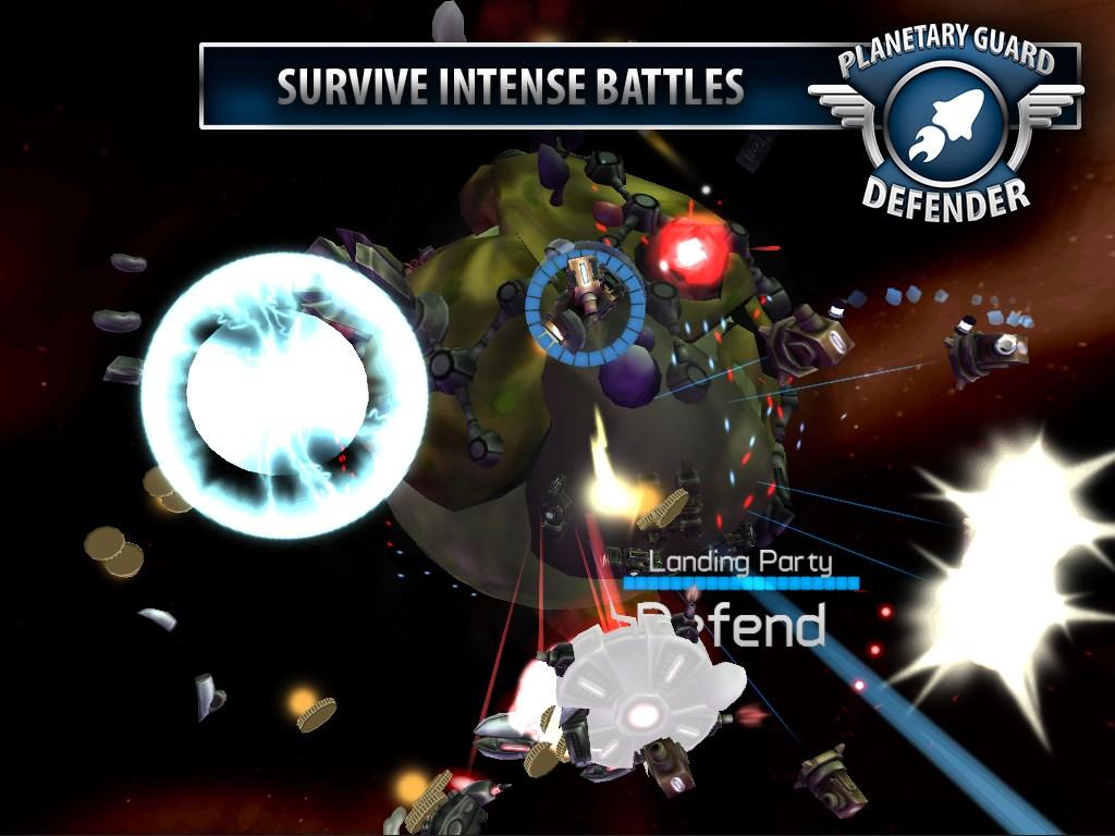 Planetary Guard: Defender - Imagem 1 do software