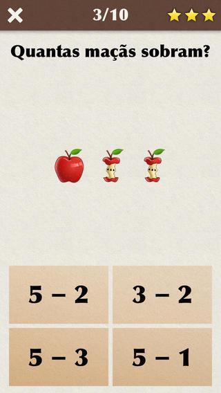Rei da Matemática Júnior - Imagem 1 do software