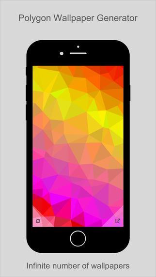 PolyGen - Polygon Wallpaper Generator - Imagem 1 do software
