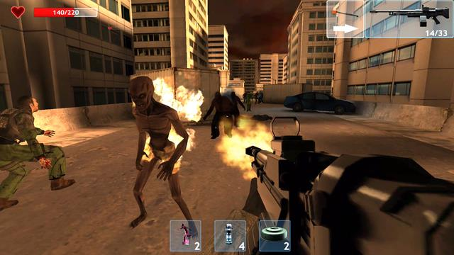 Zombie Objective - Imagem 1 do software