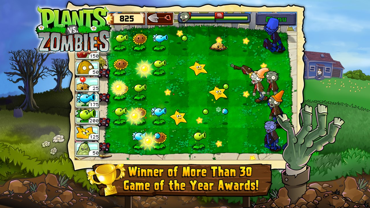 Plants vs. Zombies FREE - Imagem 1 do software