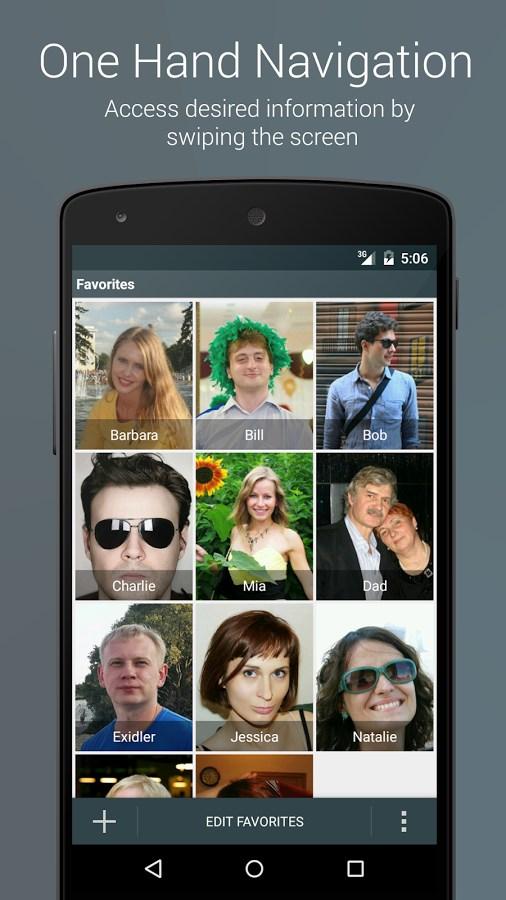 True Phone - Dialer & Contacts - Imagem 2 do software