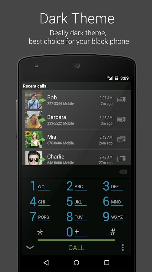 True Phone - Dialer & Contacts - Imagem 1 do software