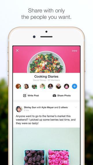 Facebook Groups - Imagem 2 do software