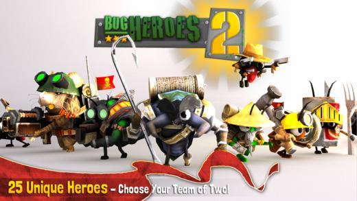 Bug Heroes 2 - Imagem 1 do software