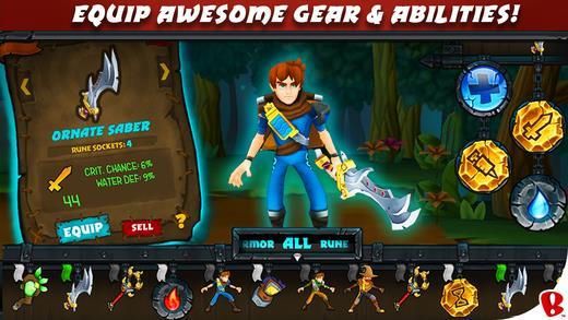 Spellfall - Puzzle Adventure - Imagem 1 do software