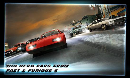Fast & Furious 6: The Game - Imagem 1 do software