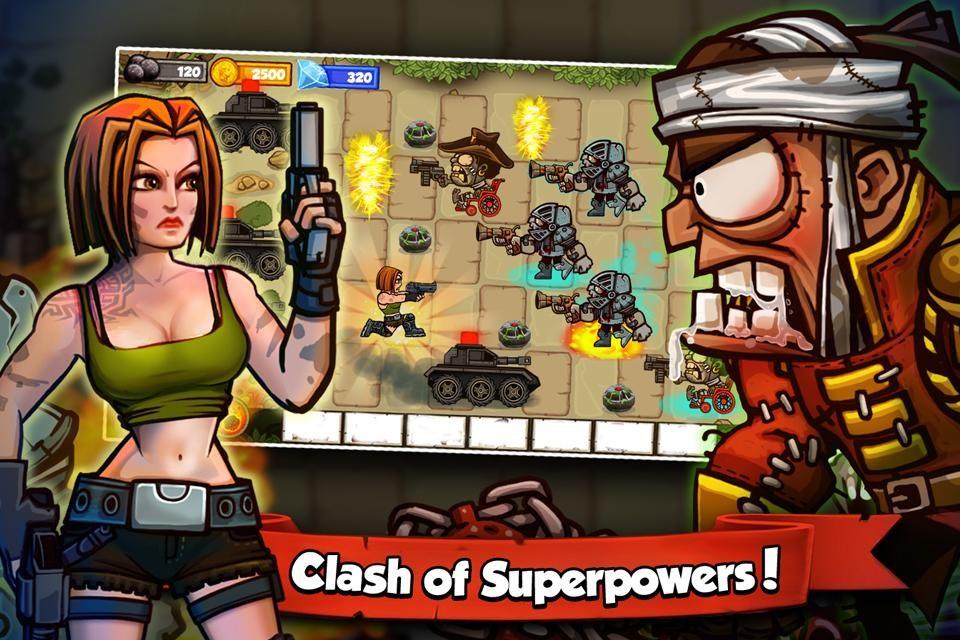 Commando Vs Zombies - Imagem 1 do software