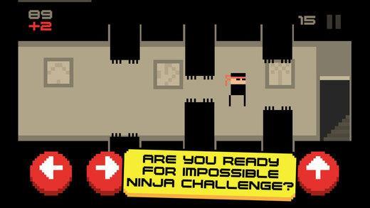 Ninja Warrior Temple - Imagem 1 do software