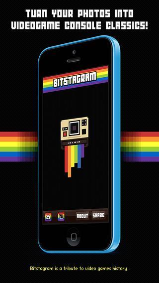Bitstagram - Imagem 1 do software