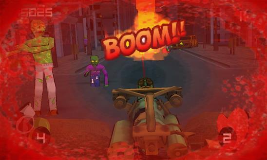 Mini Gun vs Zombies - Imagem 1 do software