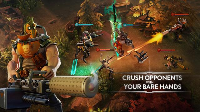 Vainglory para iPhone - Imagem 1 do software