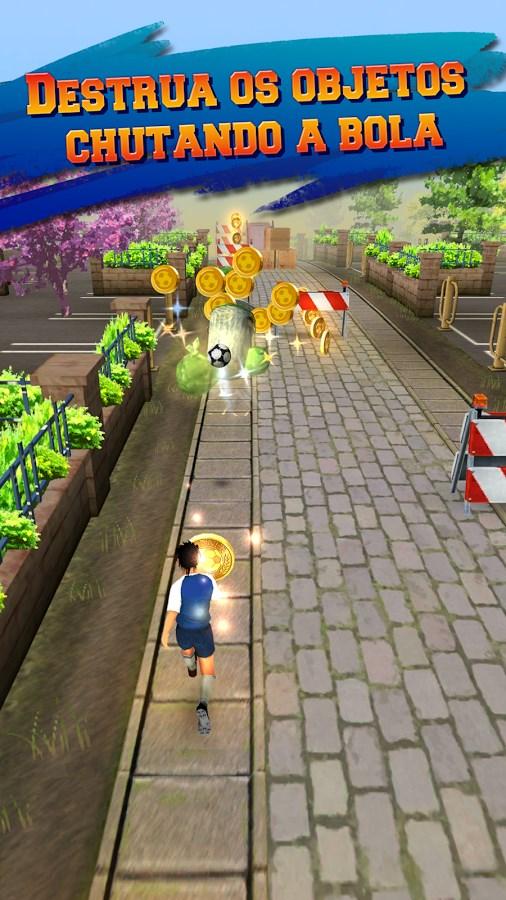 Soccer Runner: Football rush! - Imagem 1 do software