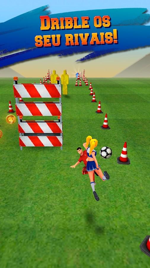 Soccer Runner: Football rush! - Imagem 2 do software