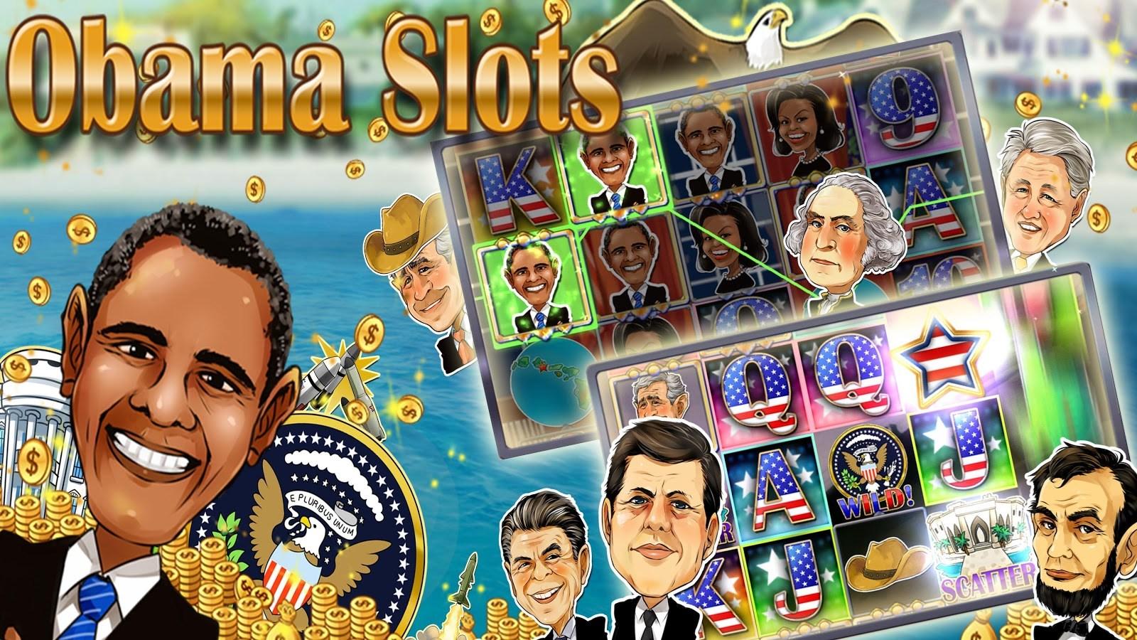 Obama Slots - Imagem 1 do software