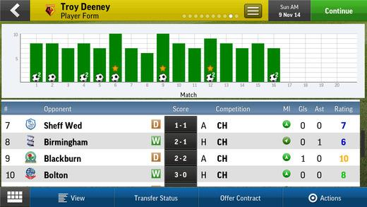 Football Manager Handheld 2015 - Imagem 1 do software