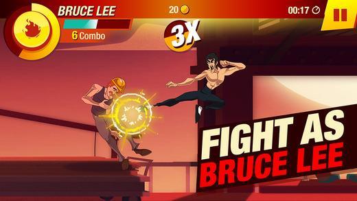 Bruce Lee: Enter the Game - Imagem 1 do software