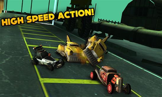Speed Rivals - Dirt Racing - Imagem 1 do software