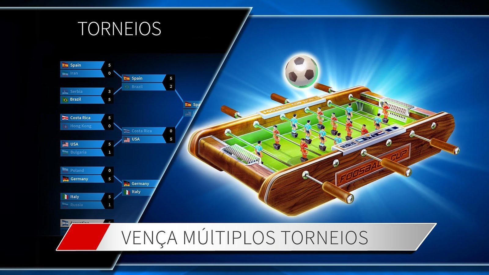 Foosball Cup World - Imagem 1 do software