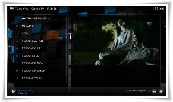 TV Sem Stress - Imagem 3 do software