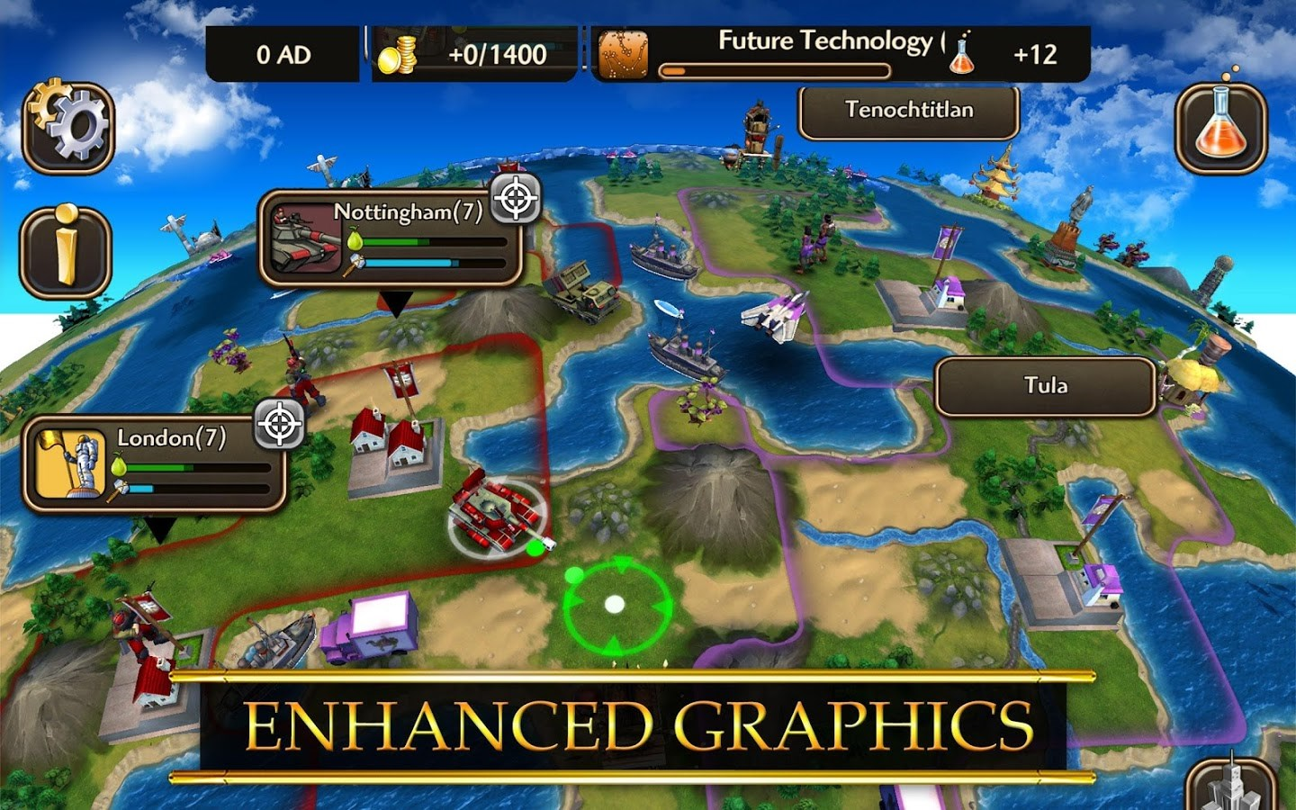 Civilization Revolution 2 - Imagem 1 do software