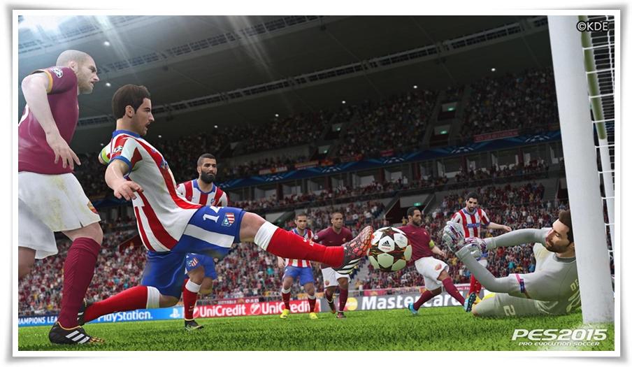 Pro Evolution Soccer 2015 - Imagem 1 do software