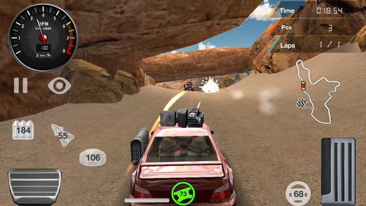 Armored Off-Road Racing - Imagem 1 do software