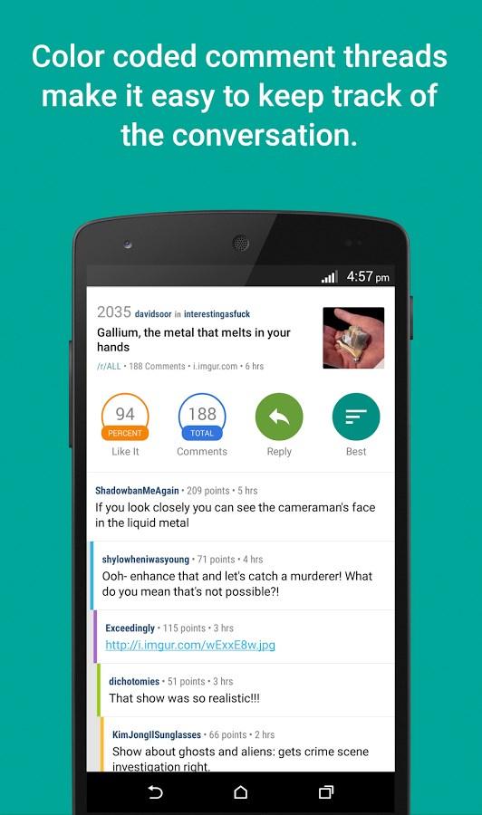 Reddit News - Imagem 2 do software