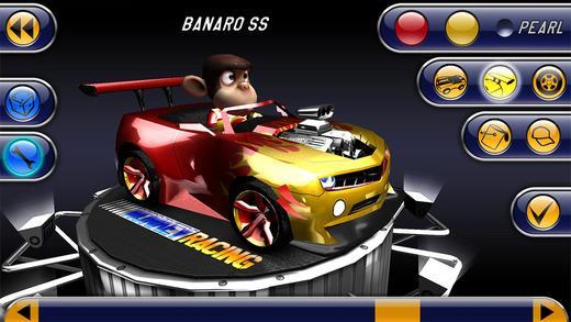 Monkey Racing - Imagem 1 do software