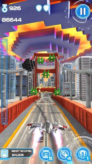 Jet Run: City Defender - Imagem 1 do software