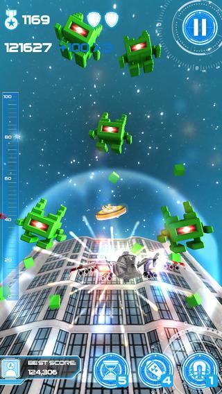 Jet Run: City Defender - Imagem 2 do software