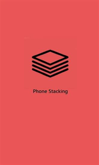 Phone Stacking - Imagem 1 do software