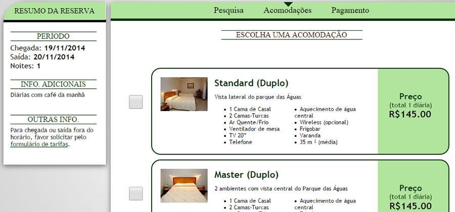 Hospeda - Imagem 3 do software
