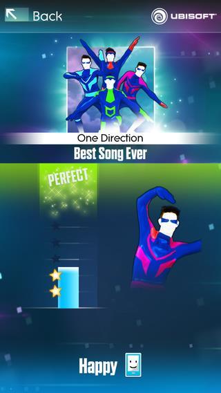 Just Dance 2015 Motion Controller - Imagem 2 do software