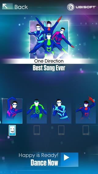 Just Dance 2015 Motion Controller - Imagem 1 do software