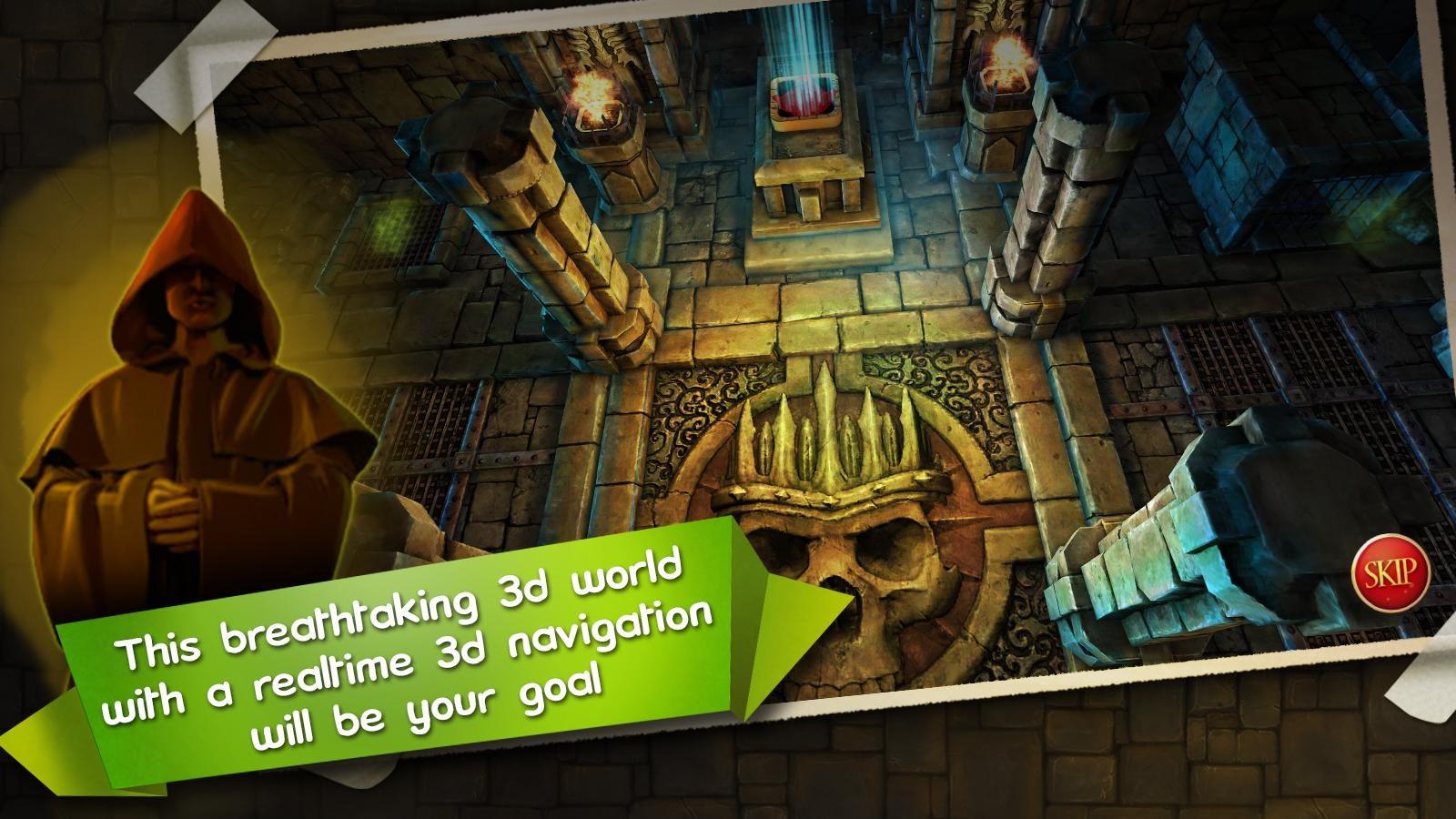Mysterious Castle - 3D Puzzle - Imagem 1 do software
