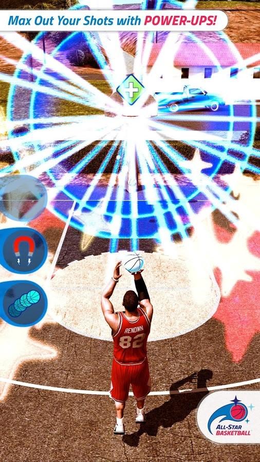 All-Star Basketball - Imagem 2 do software