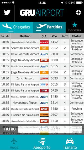 GRU Airport - Imagem 1 do software