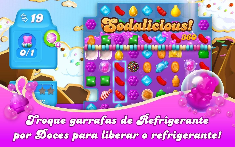 Candy Crush Soda Saga - Imagem 1 do software